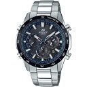 【エディフィス】EDIFICE 腕時計 ソーラー電波時計 メンズ ★ EQW-T650DB-1AJF【新品】