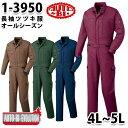 ショッピング辰 つなぎ ツヅキ服 1-3950 ツヅキ服 4L〜5L 大きいサイズ ツヅキ服SALEセール
