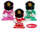 【タイムセール】すくい人形 警察戦隊パトレンジャー キャラク...