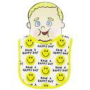 【メール便可】BABY BIB SMILE YELLOW【 ...
