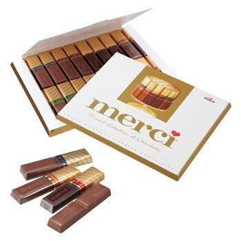 [5000円以上で送料無料]ドイツお土産 | メルシーゴールドチョコレート 1箱【101181】