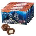 ペルーお土産 | マチュピチュ マカデミアナッツチョコレート 6箱セット