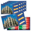 [送料無料]イタリアお土産   イタリア フィンガーパフ 6箱セット【161507】