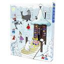 [送料無料] 限定50個!ムーミンフィギュア クリスマスアドベントカレンダー2016(Moomin)【105434】