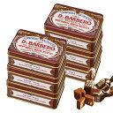 [送料無料] イタリアお土産 | バルベロ トリュフチョコレート ミニ缶 6缶セット【181009】