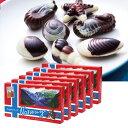 [送料無料] ノルウェーお土産 | ノルウェー シーシェルチョコレート 6箱セット【181299】