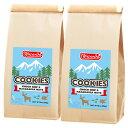 カナダお土産 | カナダ チョコチップ マカデミアナッツクッキー 2袋セット