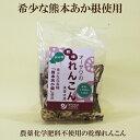 ●オーサワの乾燥れんこんスライス 30g【オーサワ】 熊本産れんこん 熊本あか根