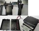 自作・作る工作用電池ボックス・電池ケース 単3 3本 スイッチ・コード付電池ボックス 2個