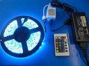 楽天札幌貿易LEDテープ 5m 防水マルチカラーLED間接照明 看板照明 LEDテープライト 電球色 昼光色 LED調光 調色ライト リモコン操作付<led-600>