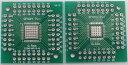 2.54mm変換基板 pcb- 006  QFP 0.5mmピッチLSI 28ピン〜168ピン 007  QFP 0.65mmピッチLSI 008  QFP 0.8mmピッチLSI 020  表面QFN64 裏面QFN54 021  表面0.4 0.5 0.6 0.7mm 裏面0.75 0.8 0.9 1.0mm 46ピン 022  表面QFN40 0.5mm 裏面QFN32 0.5mm 023  表面SOP56 0.8mm 裏面TSOP56 0.635mm 入数12.54mm変換基板 1枚の価格 表面 裏面有  当店販売リスト 2.54mm変換基板QFP 0.5mmピッチ28ピン~168ピンpcb-006 2.54mm変換基板QFP 0.65mmピッチLSI28ピン~160ピンpcb-007 2.54mm変換基板QFP 0.8mmピッチLSI28ピン~144ピンpcb-008 2.54mm変換基板コード0.4 0.5 0.6 0.7 0.750.8 0.9 1.0 ~60ピンpcb-013 2.54mm変換基板表面 QFN64 0.5mm裏面 QFN54 0.5mmpcb-020 2.54mm変換基板表面 0.4 0.5 0.6 0.7mm裏面 0.75 0.8 0.9 1.0mm 46ピンpcb-021 2.54mm変換基板表面 QFN40 0.5mm裏面 QFN32 0.5mmpcb-022 2.54mm変換基板表面 SOP56 0.8mm裏面 TSOP56 0.635mmpcb-023 2.54mm変換基板表面 TQFP32~100ピン 0.5mm裏面 TQFP32~100ピン 0.8mmpcb-100 2.54mm変換基板表面 TQFP32~100 0.5mm裏面 TQFP32~100 0.8mmpcb-101 2.54mm変換基板表面 QFN56 0.5mm裏面 QFN64 0.5mmpcb-102 2.54mm変換基板表面 QFN44 0.5mm裏面 QFN48 0.5mmpcb-103 2.54mm変換基板表面 QFN56 0.5mm裏面 QFN64 0.5mmpcb-104 2.54mm変換基板表面 QFN44 0.5mm裏面 QFN48 0.3mmpcb-105 2.54mm変換基板表面 SOP4~14 0.65mm裏面 SOP4~14 1.27mmpcb-106 2.54mm変換基板表面 ~8ピン 0.65mm裏面 ~8ピン 1.27mmpcb-107 2.54mm変換基板表面 変換基板 〜10ピン 0.4mm裏面 なしpcb-108 2.54mm変換基板表面 SOP10 0.5mm裏面 SOT23 0.95pcb-110 2.54mm変換基板表面 eMSOP10 0.5mm DFN10裏面なしpcb-111 2.54mm変換基板表面 QFN16 0.5mm裏面 LGA16 0.5mmpcb-112 2.54mm変換基板表面 QFN16 0.5mm裏面 LGA16 0.5mmpcb-113 2.54mm変換基板表面 QFN20 0.5mm裏面 QFN]20 0.65mmpcb-114 2.54mm変換基板表面 SSOP20 0.65mm裏面 SOP20 1.27mmpcb-115 2.54mm変換基板表面 SSOP24 0.65mm裏面 SOP24 1.27mmpcb-116 2.54mm変換基板表面 QFN44 0.5mm裏面 QFN48 0.5mmpcb-117 2.54mm変換基板表面 QFP32 0.8mm裏面 SSOP32 0.8mmpcb-118 2.54mm変換基板表面 SSPO4〜28 0.65mm裏面 SOP4〜28 1.27mmpcb-119 2.54mm変換基板表面 QFN32 0.65mm裏面 QFN32 0.8mmpcb-120 2.54mm変換基板表面 QFN32 0.65mm裏面 QFN32 0.8mmpcb-121 2.54mm変換基板表面 0.55 0.6 0.65 0.70.95 1.0 1.05mmpcb-122 2.54mm変換基板表面 TSOP56 0.635mm裏面 SOP56 0.8mmpcb-123 2.54mm変換基板表面 TSOP56 0.5mm裏面 TSOP56 0.65mmpcb-124 2.54mm変換基板表面 TQFP32~100 0.5mm裏面 TQFP32~64 0.8mmpcb-125 2.54mm変換基板表面 TQFP32~100 0.mm裏面 TQFP32~64 0.8mmpcb-126 2.54mm変換基板コード 0.5 0.6 0.70.75 0.8 0.85 0.9 1.0pcb-127 2.54mm変換基板詰合せpcb-128