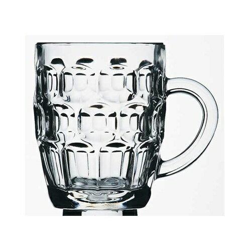 ブリタニア600ジョッキアルクインターナショナルハイボール焼酎サワービールジョッキ厚手ガラス製酎ハイ
