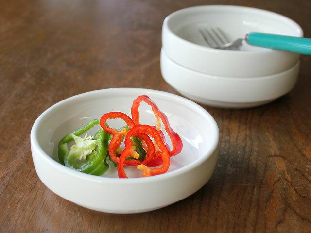 白い食器 スタック鉢(小)12cm