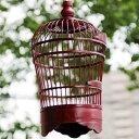 インテリアに☆ハンドメイドで出来た木製の可愛い小さな鳥かご【宅急便のみ】お部屋やお店のインテリアに、ワンランク上のおしゃれを,sarara