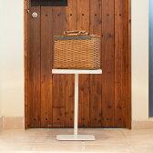 【全国一律送料390円】サイドテーブル ナイトテーブル ミニテーブル コーヒーテーブル [b2c シンプル ミニテーブル / スクエア(ホワイト)] テーブル 木製 ホワイト シンプル (by_sarasa-design)