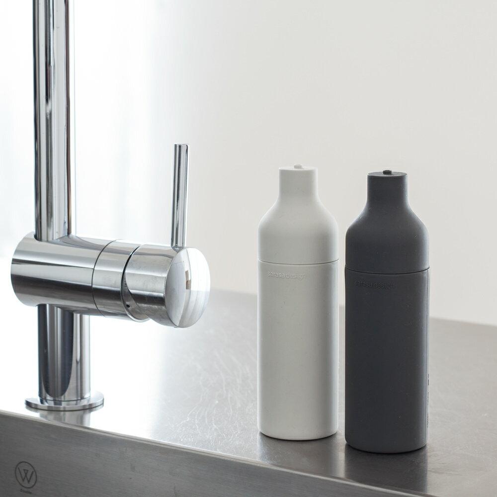 RoomClip商品情報 - キッチン 洗剤 詰め替えボトル ディスペンサー [b2c スクィーズボトル] 食器用洗剤 ソープディスペンサー サラサデザインストア sarasa design store