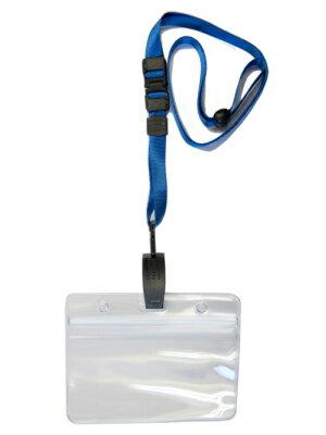 ネックストラップセット (透明ケース付)/吊り...の紹介画像2