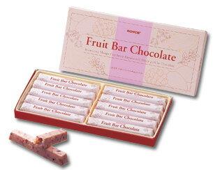 ポイント フルーツバーチョコレート