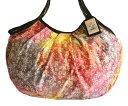 ≪送料無料≫sisi120%グラニーバッグ【桜バティック(ピンク)】≪ポスト投函OK≫ sisiバッグ 布バッグ ショルダーバッグ