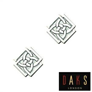 ダックスカフスボタン DACSカフス DACS カフスボタン [ダックス] カフス/カフリンクス[ブランド]メンズ/レディースDC10070【送料無料】 【DAKSカフスボタン】 ダックスカフス DAKS カフスボタン [ダックス] カフス/カフリンクス/メンズ/レディース[ブランド]