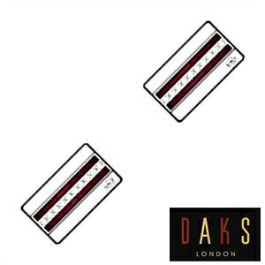 ダックスカフスボタン DACSカフス DACS カフスボタン [ダックス] カフス/カフリンクス[ブランド]メンズ/レディースDC12035M【送料無料】 【DAKSカフスボタン】 ダックスカフス DAKS カフスボタン [ダックス] カフス/カフリンクス/メンズ/レディース[ブランド]