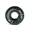 送料無料 Audi アウディ TT 8J 8N スポーツ キーベゼル ブラック キー シリンダー カバー キャップ カスタム パーツ キー イグニッション リング アクセサリー グッズ