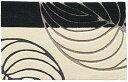 グレイリーフ マット【サイズ:約50cm×80cm】SEKマーク 滑り止め加工 水洗い・丸洗いOK