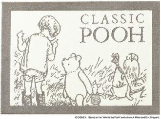 小熊維尼迪士尼住之江 ragmat 系列秘密地毯地毯迪士尼/小熊維尼/秘密地毯迪士尼小熊維尼地毯