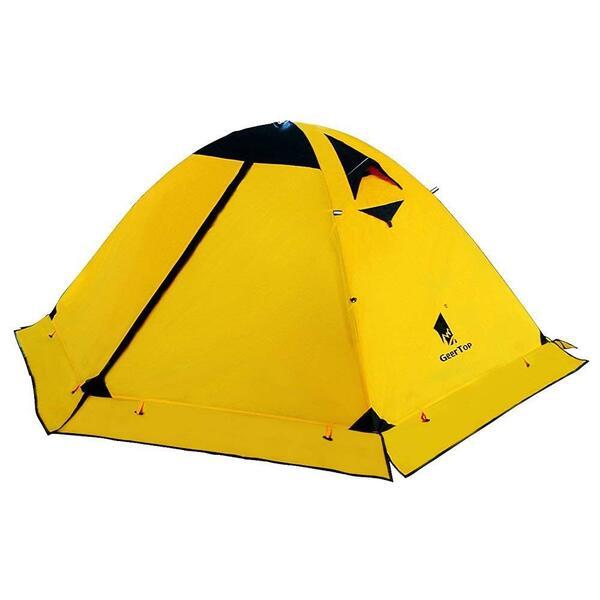 GEERTOP 登山用 テント 2人用
