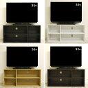 テレビ台 テレビラック (89cm幅)送料無料!32型 以下の薄型液晶テレビに最適♪(お手持ちのテレビのサイズ・耐荷重をご確認くださいませ。)( ブラック 黒色...