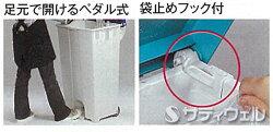 【送料無料】【受注生産品】テラモトボックスカート90緑/白90LDS-224-309-1