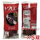 TOWA (東和コーポレーション) トワロン 天然ゴム手袋 ブラウン No.151 L 5双入