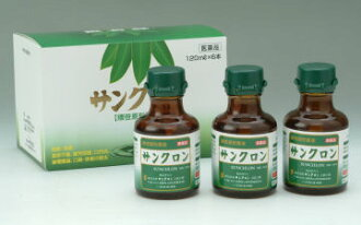 [Sank Ron] sank Ron (Lysis difficulty green) six pieces x 1 box s no. 3 pharmaceutical product. ""