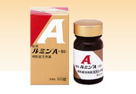[Nissui pharmaceutical] Lumin a-100-400 tablets, no. 3 pharmaceutical product. ""