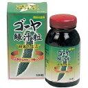 ○ビタミン・ミネラルがたっぷりのゴーヤ粉末、大麦若葉末ゴーヤ緑汁粒 250mg×500粒