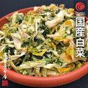 国産乾燥野菜シリーズ 乾燥白菜 500g 熊本県産100%