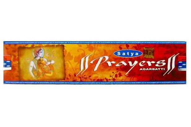 【お香】Satyaプレイヤーズ20g/Satya Prayers 25g/プレイヤーズ香/インド香