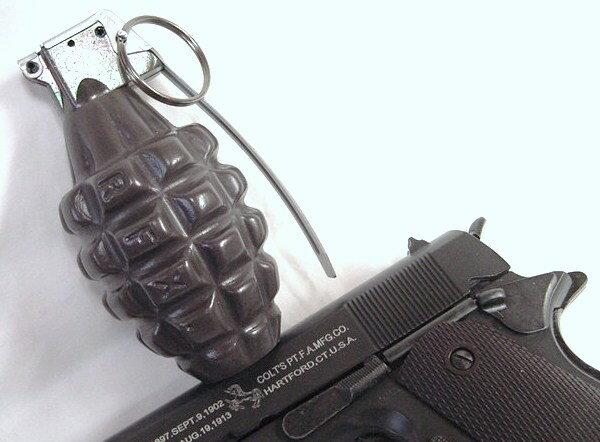 パイナップル型発火式手榴弾 ハンドハンドグレネード Mk-2