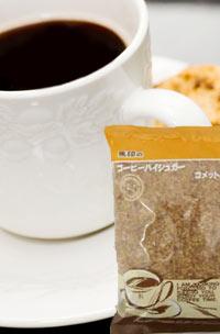 澤井珈琲のコーヒーがもっと美味しくなります【澤井珈琲】コーヒー専門店のブラウンシュガーコーヒーシュガー コメット1kg入(砂糖)