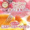 【澤井珈琲】送料無料 コーヒー専門店のパテシエ手作り手作り焼きチーズケーキセット