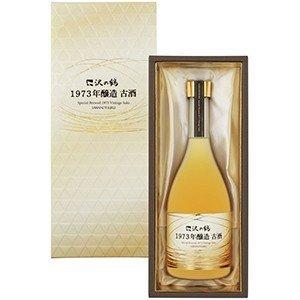 日本酒ギフト長期熟成酒1973年醸造古酒720mlプレゼント