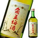 リキュール 佐多宗二商店謹製 角玉梅酒12度 750ml【酒蔵仕込みの本格梅酒】