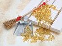 ゴールド 全長約7cm 玉鎖外径6*4mm 内径4*2mm 金具 パーツ アクセサリー ハンドメイド