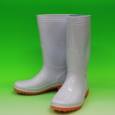 耐油衛生長靴(白)27.0cm (1足)
