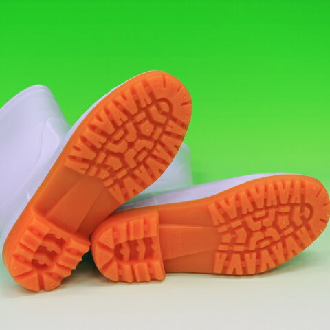 耐油衛生長靴(白)27.0cm (1足)の紹介画像2