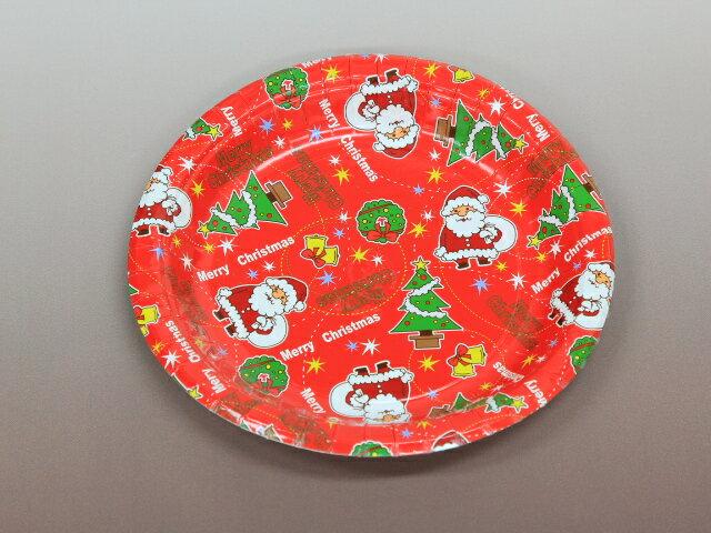 クリスマス ペーパートレー DM−3ツリー(5枚入り)