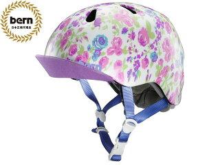 バーンbern-NINAニーナ(Visor付)MagentaVJGMMGVツヤありピンク自転車スケートボードBMXピストヘルメット