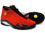 ナイキ NIKE AIR JORDAN 14 RETRO Ferrari エアジョーダン 14 レトロ メンズ フェラーリ