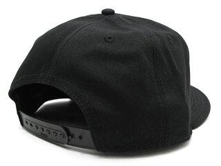 THRASHER-ロゴスナップバックキャップ14th-c03-bkgd黒/金ゴールドLOGOSNAPBACKCAPblack/goldottoスラッシャー帽子