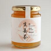 【サンクゼール】jam for tea生姜茶 300g【ジャムティー希釈4〜5倍】